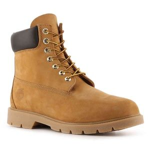 """Timberland Classic 6"""" Waterproof Lace-up Boots"""